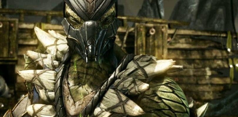 Reptile se une al plantel de Mortal Kombat X