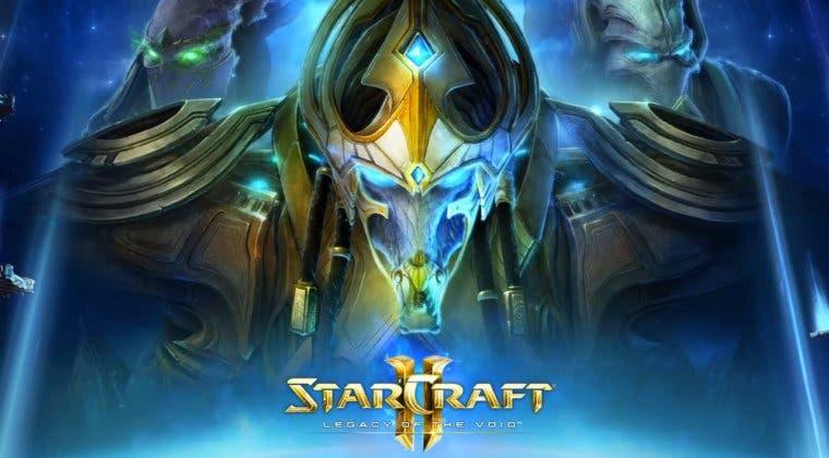 Imagen de Starcraft II Legacy of the Void podría llegar esta primavera