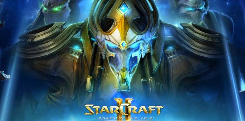 Starcraft II Legacy of the Void podría llegar esta primavera
