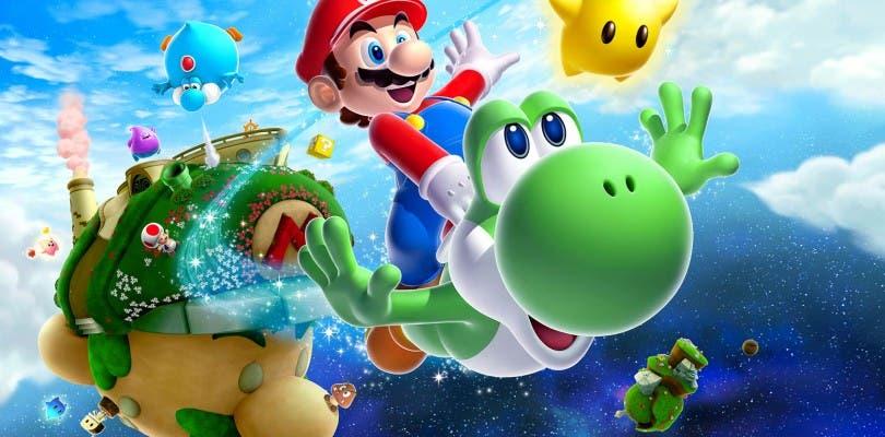 Mario Galaxy 3 es posible en otra plataforma más potente que Wii U