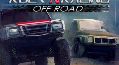 Imagen de Ya disponible en la eShop Rock'N Racing Off Road