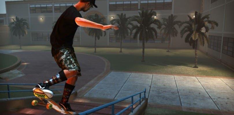 La creación de skateparks volverá en Tony Hawk's Pro Skater 5