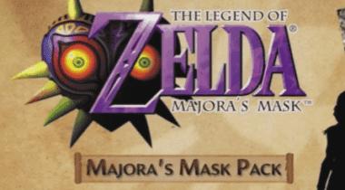 Imagen de Contenido adicional de Hyrule Warriors, Majora's Mask Pack