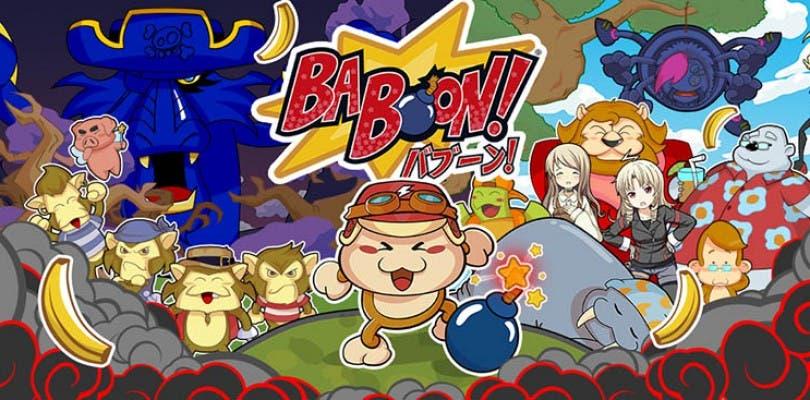 El estudio vasco Relevo presenta el divertido Baboon!