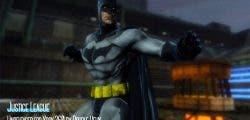 Se descubre un juego de Justice League que fue cancelado