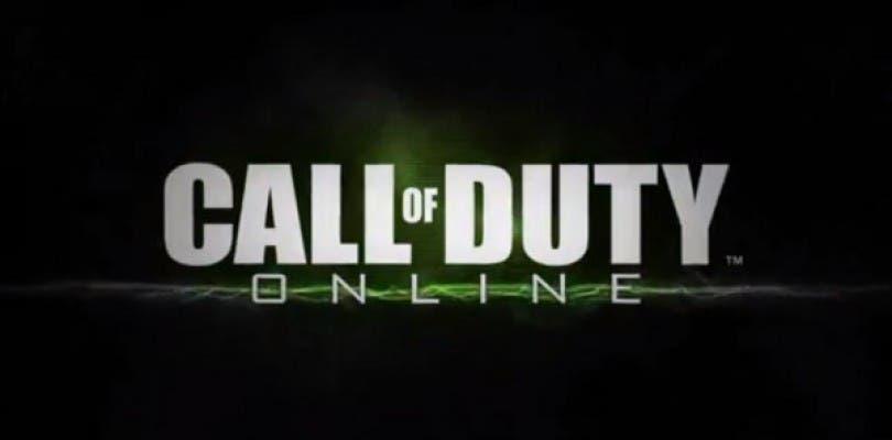 Ya disponible la beta de Call of Duty Online en China