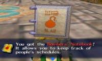 El Cuaderno de los Bomber tendrá mucha más importancia en The Legend of Zelda: Majora's Mask 3D