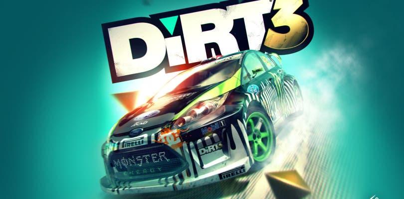 Dirt 3 llega a Steam