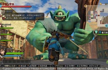 Un nuevo gameplay  de Dragon Quest Heroes nos muestra cómo serán los combates finales