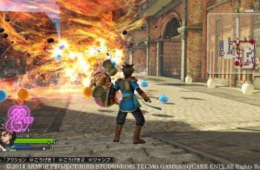 Dragon Quest Heroes llegará a Europa y América