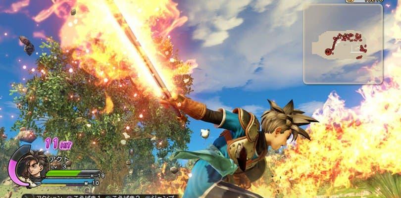 Diferencias entre las versiones de Dragon Quest Heroes