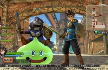 Tráiler de lanzamiento de Dragon Quest Heroes