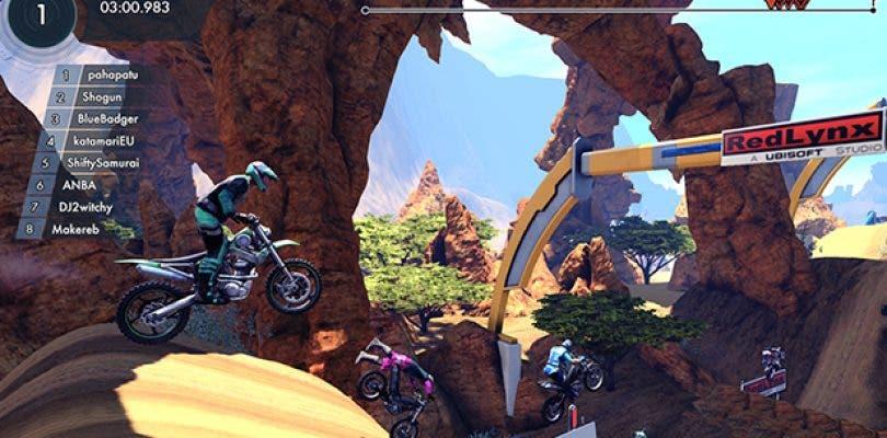 Trials Fusion Online Multiplayer llega gratis a todas las plataformas