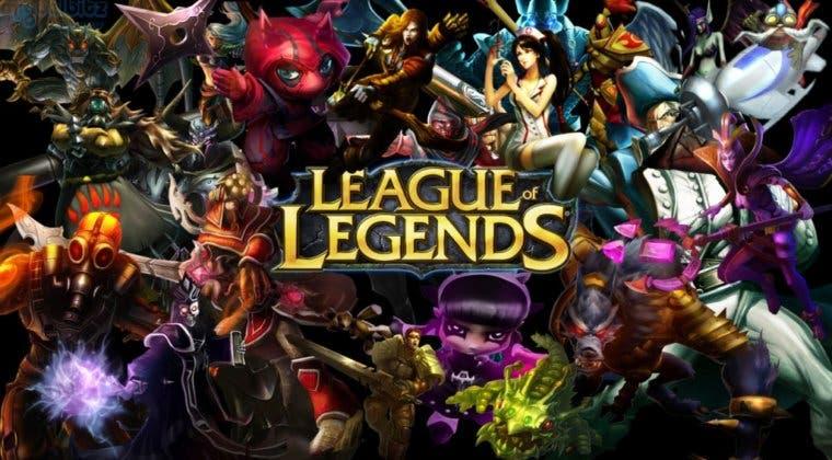 Imagen de Aurelion Sol, el nuevo campeón de League of Legends