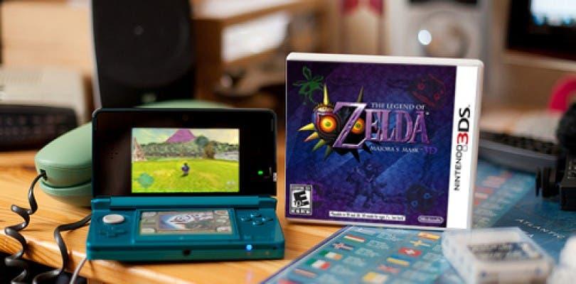 GameStop Italia fecha The Legend of Zelda: Majora's Mask 3D para febrero
