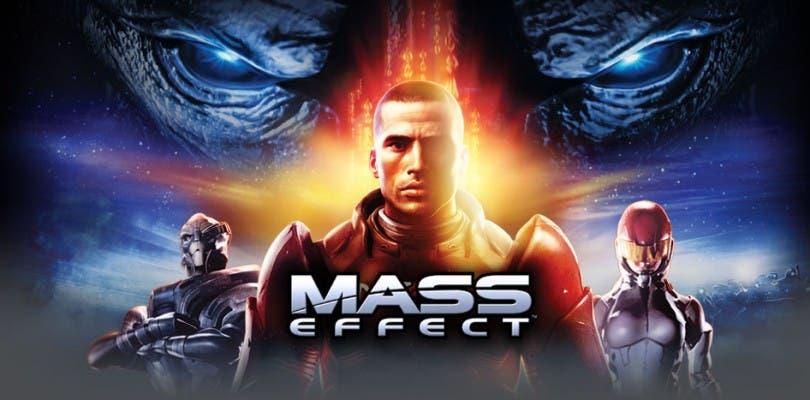 Shepard, de Mass Effect, originalmente fue concebido como mujer