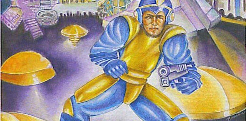 El infame artwork de MegaMan se transforma en figura de acción
