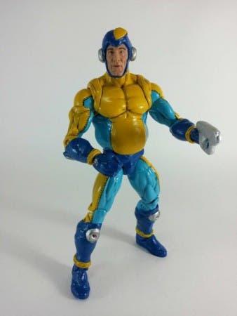 megaman figura