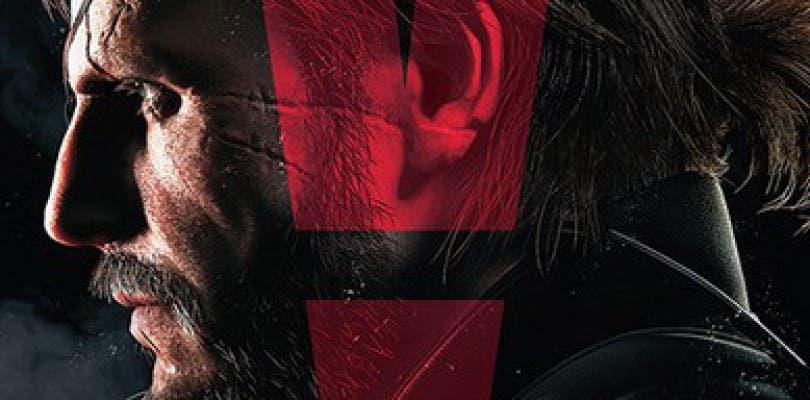 Kojima habla sobre algunos datos de Metal Gear Solid V: The Phantom Pain