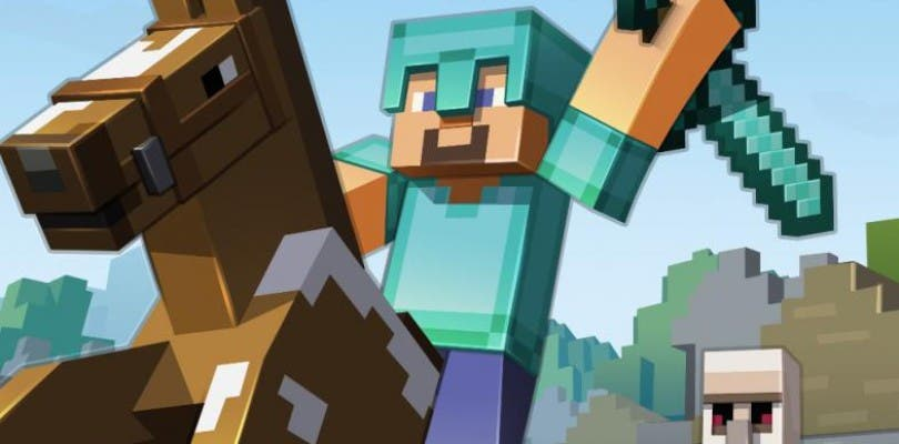 Minecraft Wii U Edition recibe el parche 10