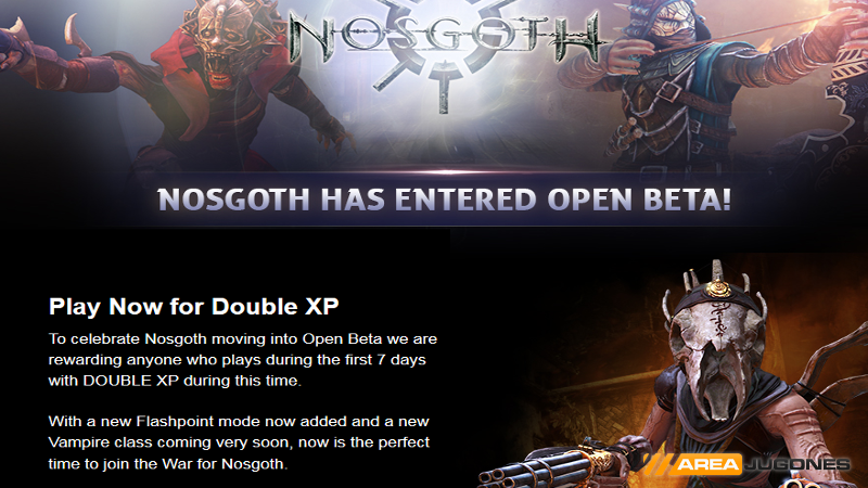 nosgoth beta