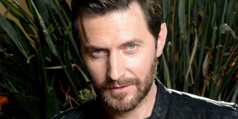 Richard Armitage Portraits - Sydney