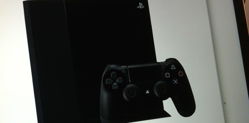 Posibles imágenes filtradas de PlayStation 4 Slim