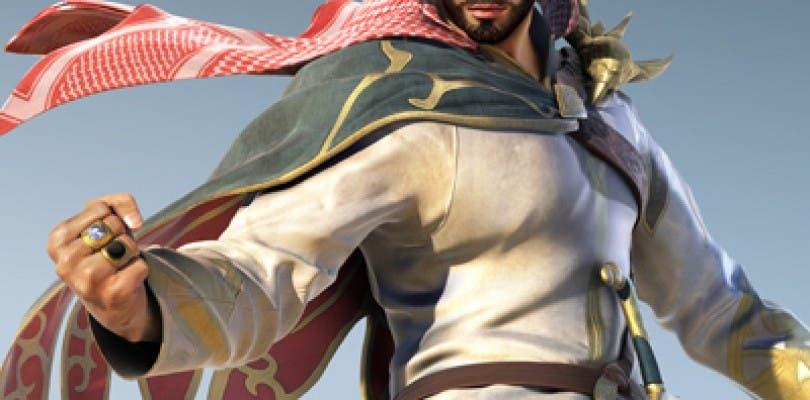Confirmada la aparición de Shaheen, el nuevo luchador arabe de Tekken 7