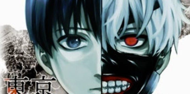 Un juego basado en el manga Tokyo Ghoul llegará a PlayStation Vita