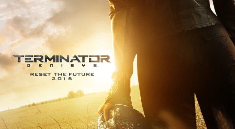 Imagen de Nuevo spot y póster de Terminator: Génesis