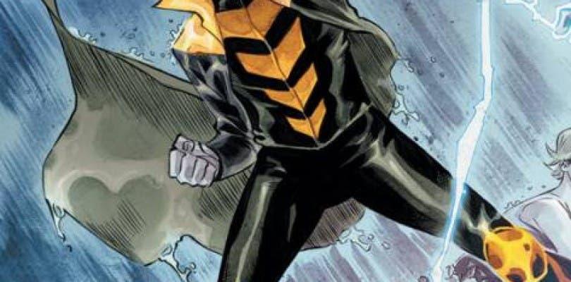 Liam McIntyre se une a The Flash para interpretar a Weather Wizard
