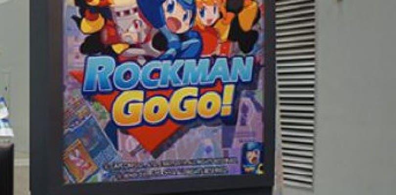 Rockman GoGo! es el nuevo juego de Megaman