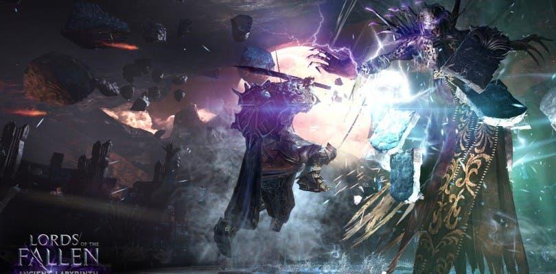 Tráiler del primer DLC de Lords of the Fallen