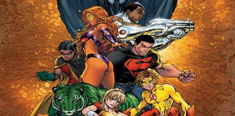 Desvelada la formación superheróica de la serie The Titans