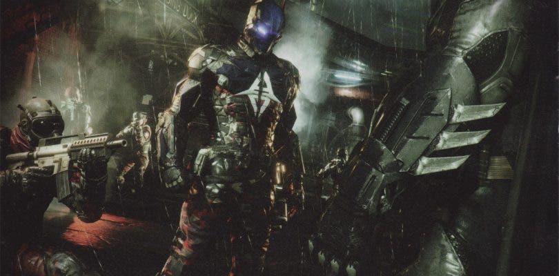 Nuevo tráiler de Batman Arkham Knight