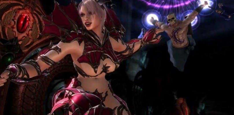 Un artista hentai crea un traje para Ivy para Soul Calibur: Lost Swords