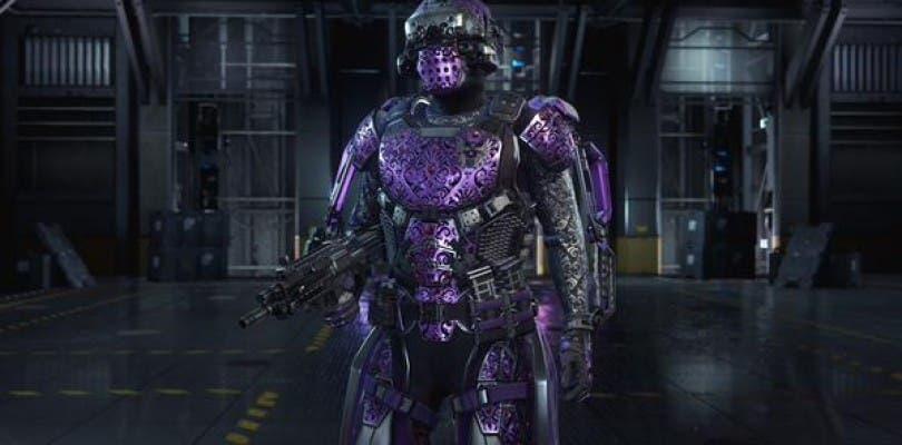 Sledgehammer anuncia una versión morada del armamento de Gran Maestro