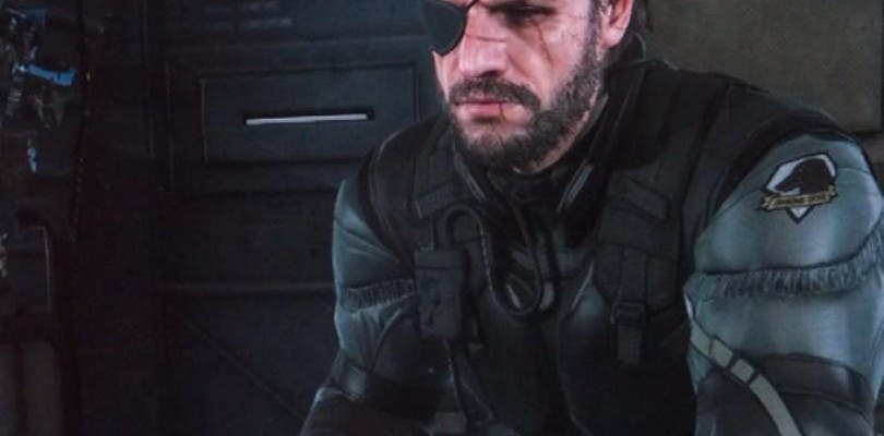 Hideo Kojima muestra una nueva imagen de Metal Gear Solid: The Phantom Pain