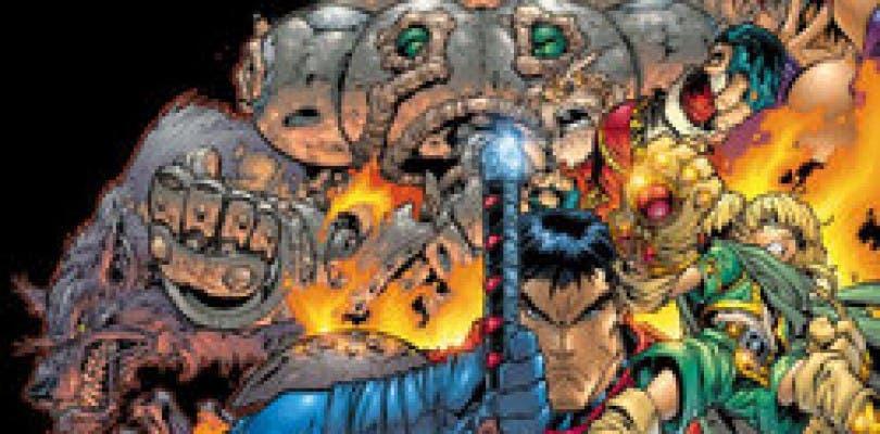 El creador de Darksiders trabaja en una adaptación del cómic Battle Chasers