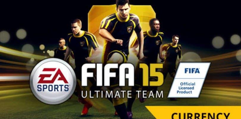 Este es el equipo de la semana en FIFA 15 Ultimate Team