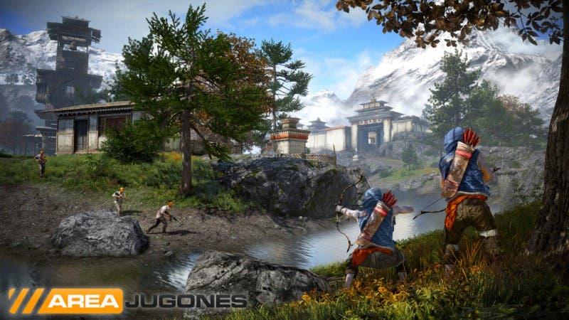 Far Cry 4 - Overrun Areajugones
