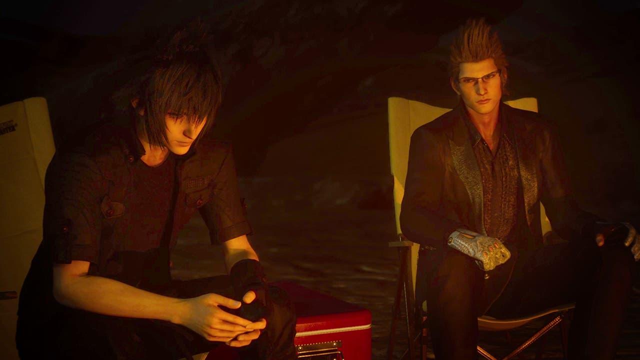 Imagen de La versión preliminar de Final Fantasy XV funciona en PC
