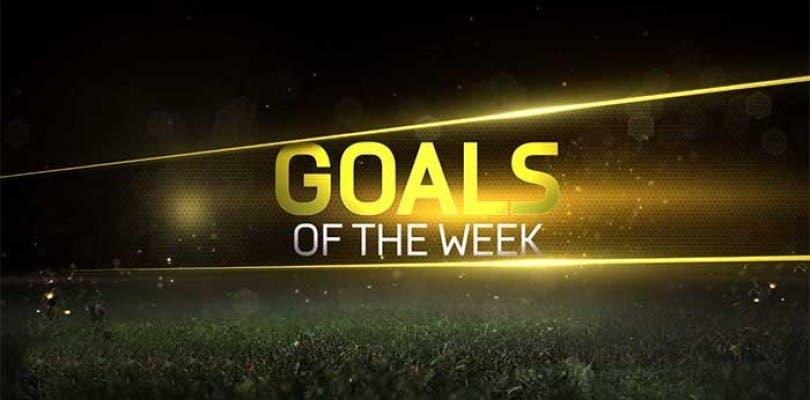 Neymar en estado puro. Goles de la Semana FIFA 15 – Ronda 19