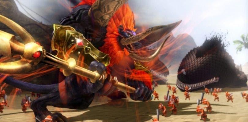 Tráiler de lanzamiento japonés de Ganon Pack de Hyrule Warriors