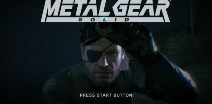 A Kojima le gustaría un remake del primer Metal Gear Solid pero nadie le ayuda