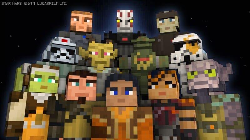 Minecraft-Star-Wars-Rebels