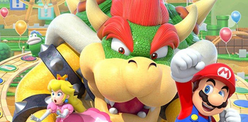 Nuevo tráiler y anuncios de TV de Mario Party 10