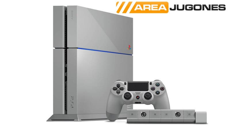 Playstation 4 20 aniversario Areajugones