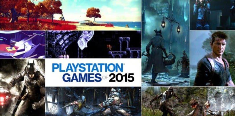 Playstation confirma todos los lanzamientos para sus consolas en 2015