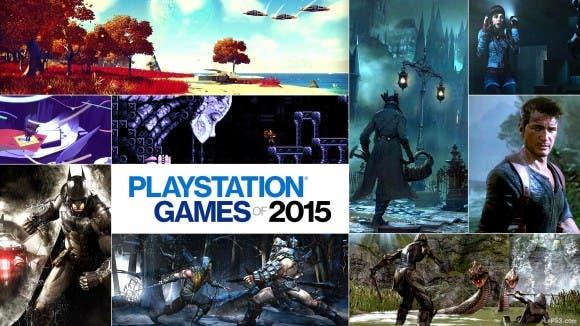Playstation games 2015